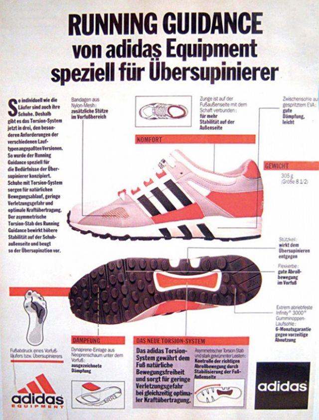 Adidas Eqt Running Guidance