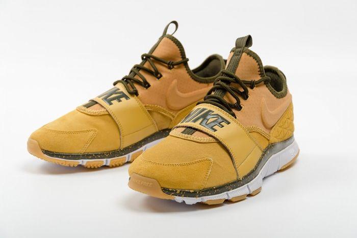Nike Free Ace Lthr Haystack 1