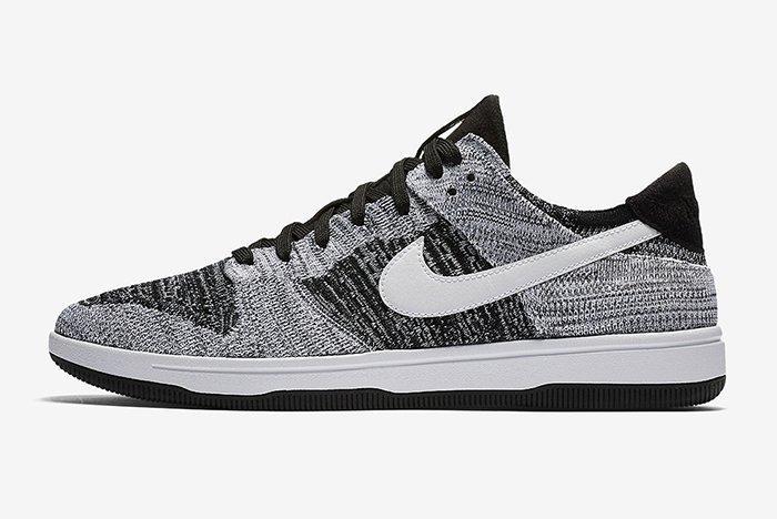 Nike Dunk Low Flyknit Oreo 1