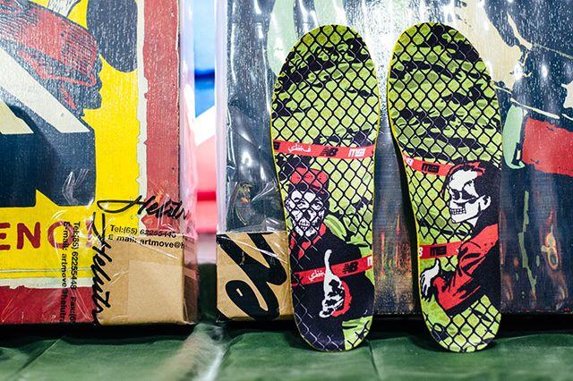 Mita Sneakers Sbtg New Balance Mrt580 1