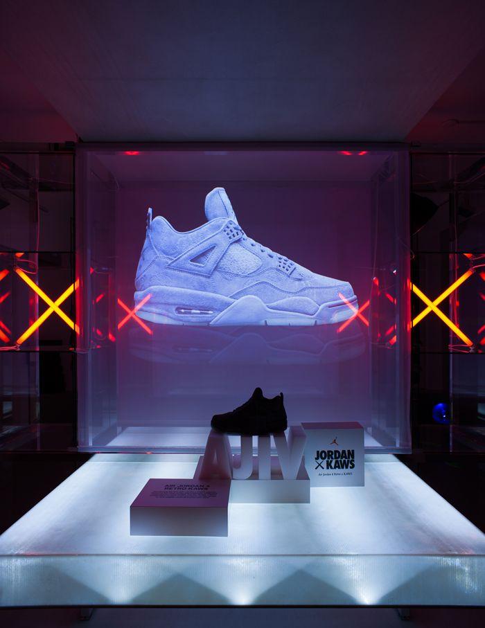 Titolo Launches Kaws X Air Jordan 4 Pop Up In Zurich4