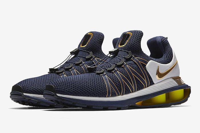 Nike Shox Gravity Midnight Navy 8