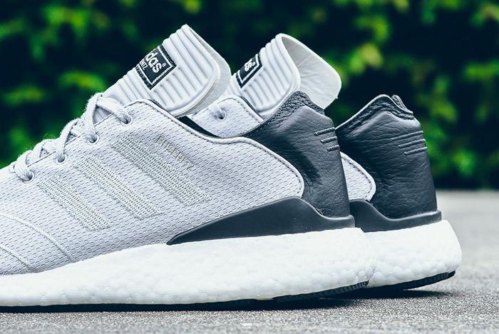Adidas Sb Busenitz Pure Boost Grey 1