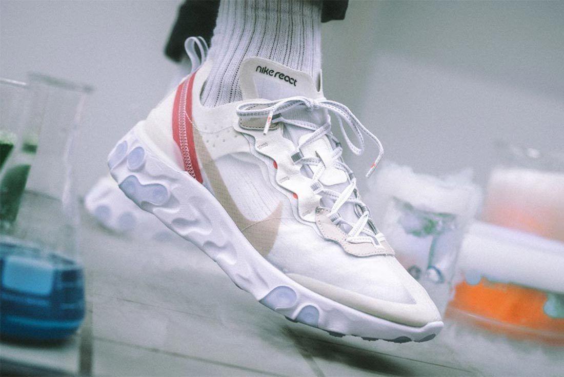 Nike React Designers 23