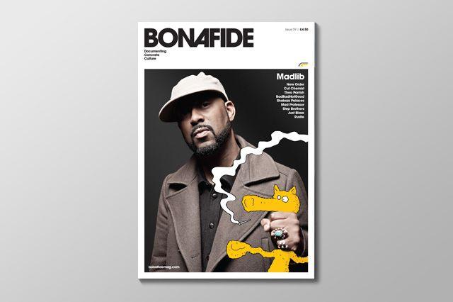 Bonafide Mag Cover