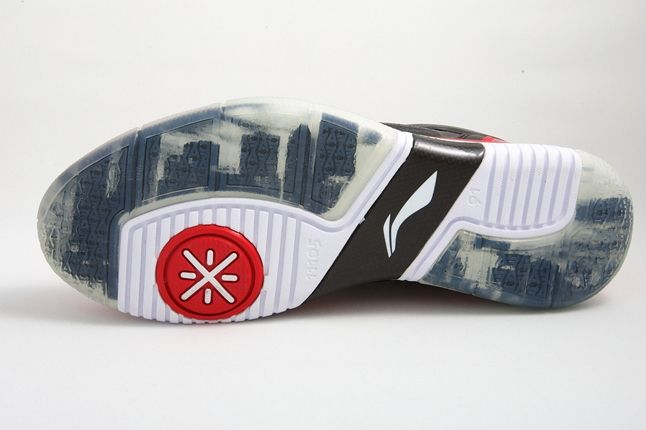 Dwade Lining Black Collection Sole 1