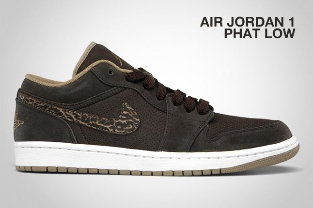 Air Jordan Phat Low 1 Khaki 1