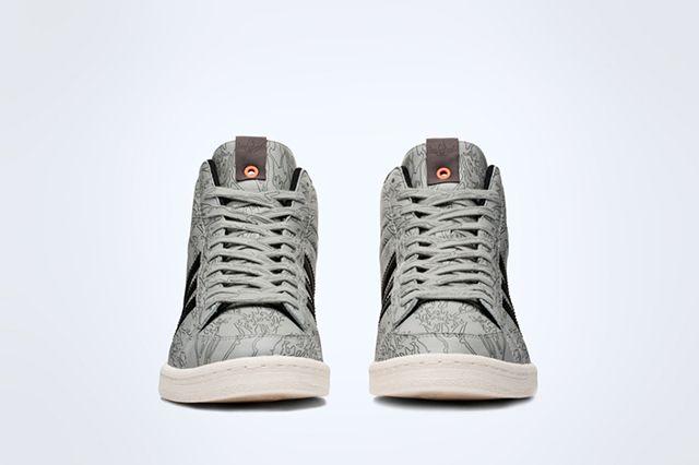Adidas Consortium X Undftd Maharishi Collection 4