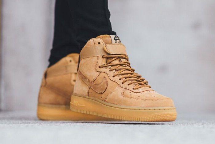 Nike Air Force 1 Wheat Titolo Bump 2