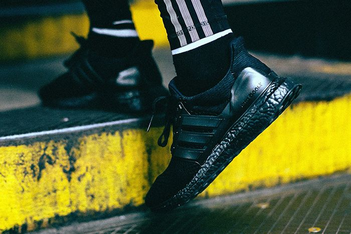 Adidas Ultra Boost Triple Black 1 2