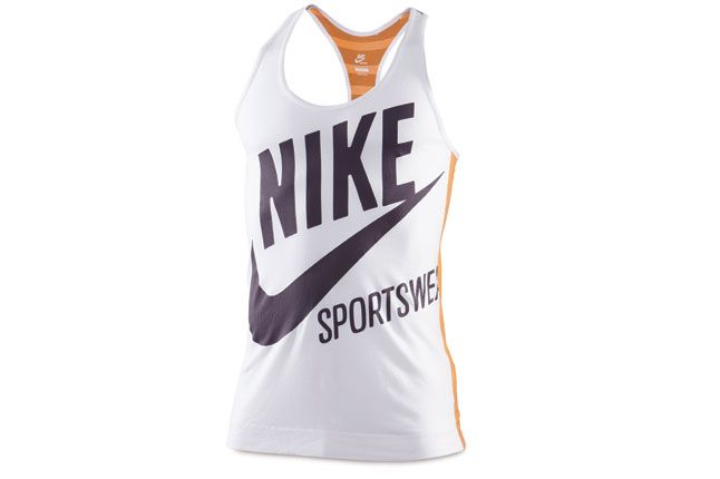 Nike Extra Point Racer Tank 1