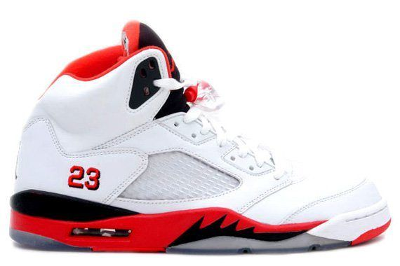 Air Jordan V Fire Red Spring 2013 1