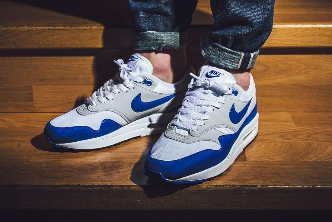 Nike Air Max 1 Anniversary Blue 3