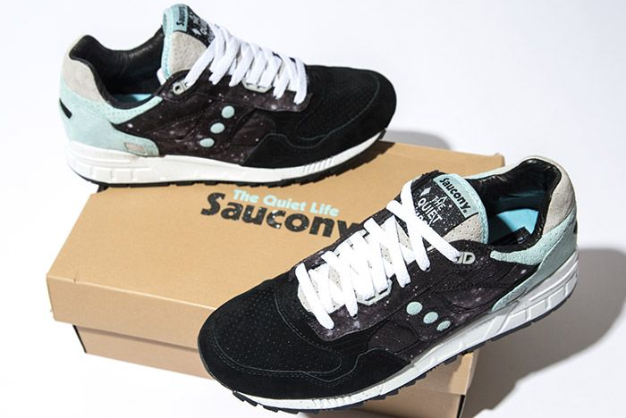 Quiet Life Saucony Shadow 10