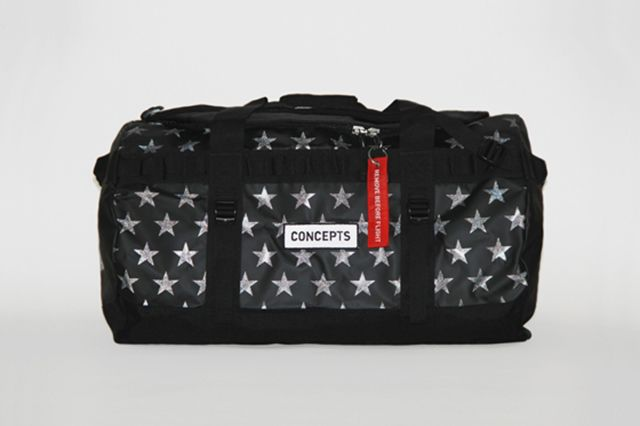 Concepts The North Face Basecamp Duffle 6