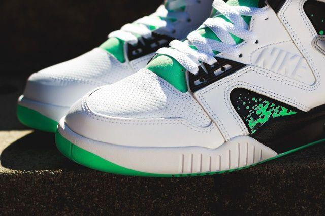 Nike Atc Hybrid Green Glow Bump 4