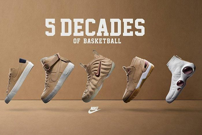 Nike 5 Decades Of Basketball Pack Thumb