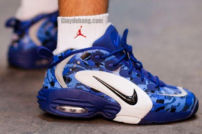 Nike Air Way Up Blue Camo Profile 1