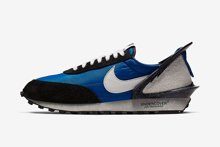 Undercover Nike Daybreak Official Pics Side Shot 5