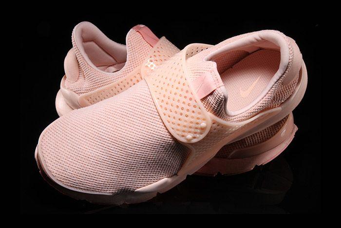 Nike Sock Dart Breath Arctic Orange 2
