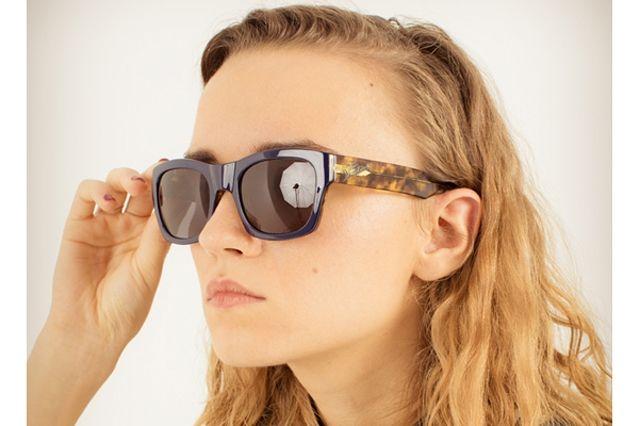 The Hundreds Fall Winter 2013 Eyewear Profile Iza Lach