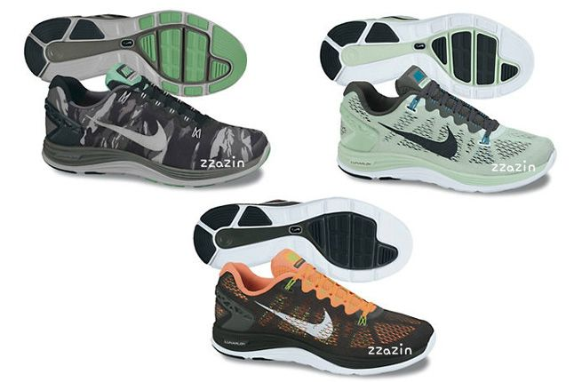 Nike Lunarglide 5 Lunarlon 2013 1
