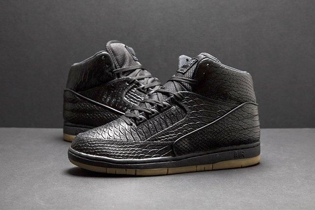 Nike Air Python Black Gum Bumperoo Fp 4