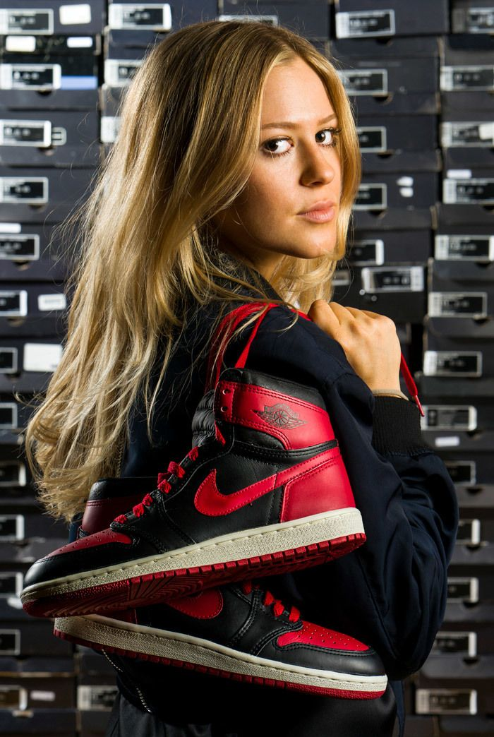 The Chicks With Kicks Sneaker Freaker Interview 2