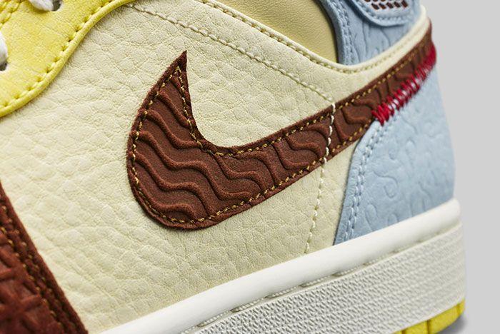 Jordan Brand Air Jordan 1 Fearless Ones Collection Nike Promo20