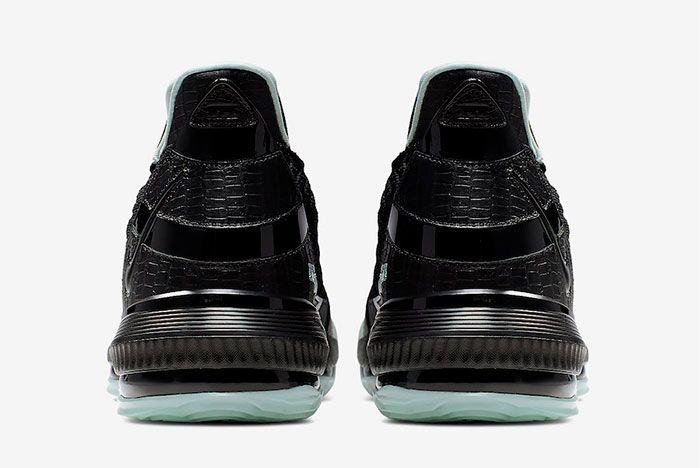 Nike Lebron 16 Glow In The Dark Heel