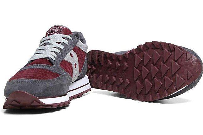 Maroon Saucony Sneaker 2