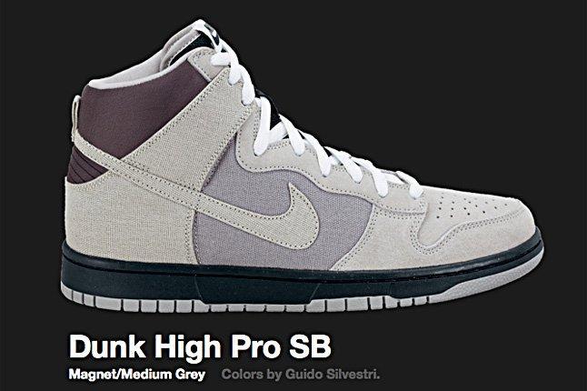 Nike Magnet Dunk High Pro Sb 2010 1