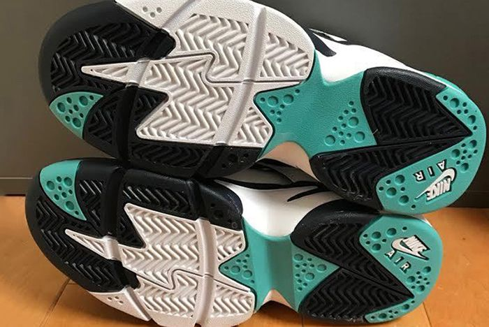 Nike Air Maestro Ii Ltd Jade Blue Ah8511 100 2 Sneaker Freaker