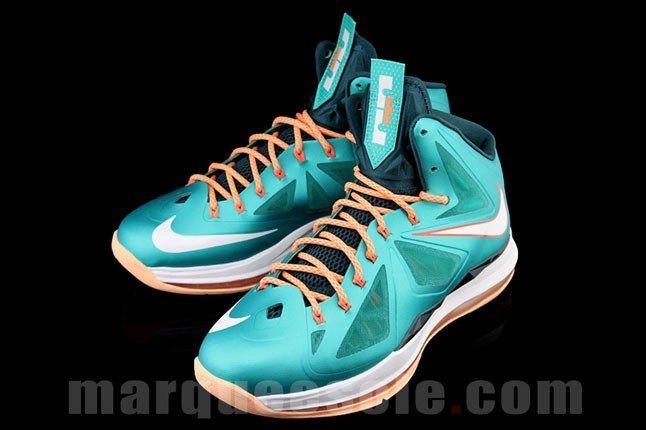 Nike Lebron 10 Sneaker 1