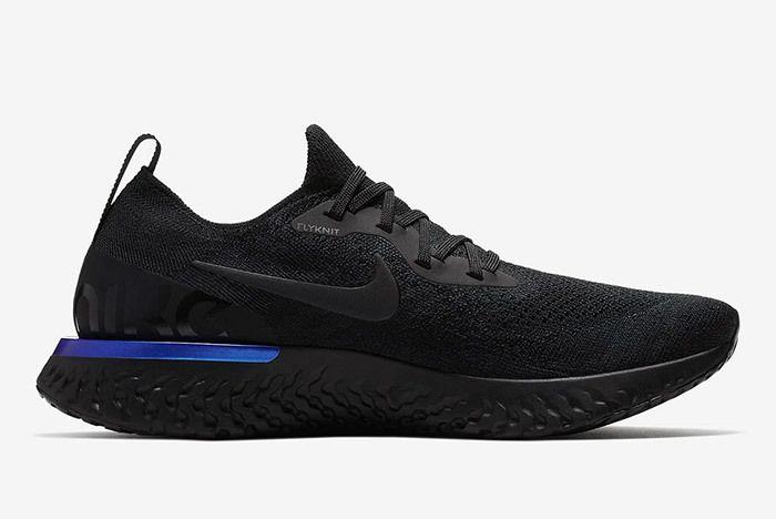 Nike Epic React All Black 4