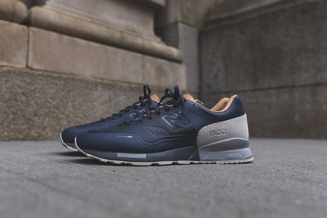 New Balance Md1500 Navy Grey 5
