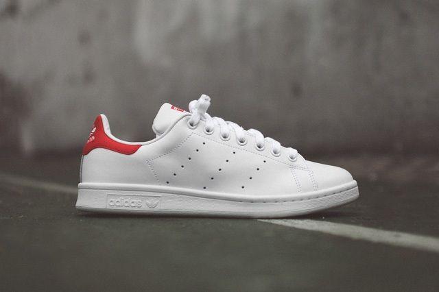 Adidas Originals Stan Smith Og White Red 7