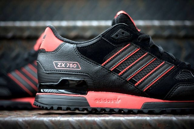 Adidas Zx750 Bred 1