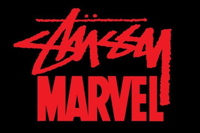 Stussy Marvel 1