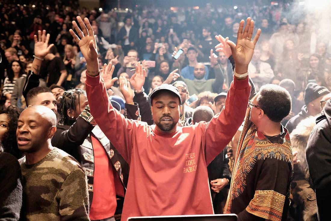 Kanye End
