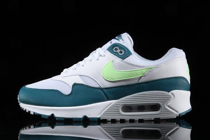 Nike Air Max 90 1 Lime Blast Geo Teal 1