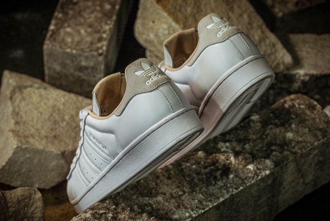 Adidas Superstar Home Of Classics Heel Rock
