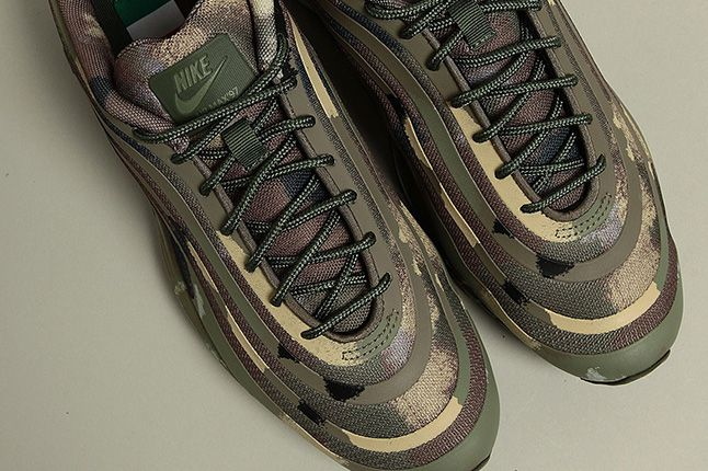 Nike Air Max 97 Sp Qs Italian Camouflage Toes 1
