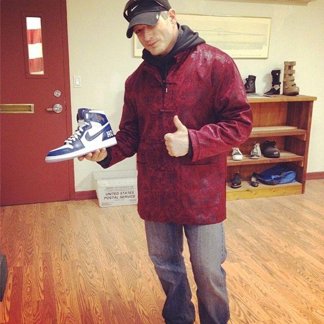 Air Jordan 1 Diddy Howard 3