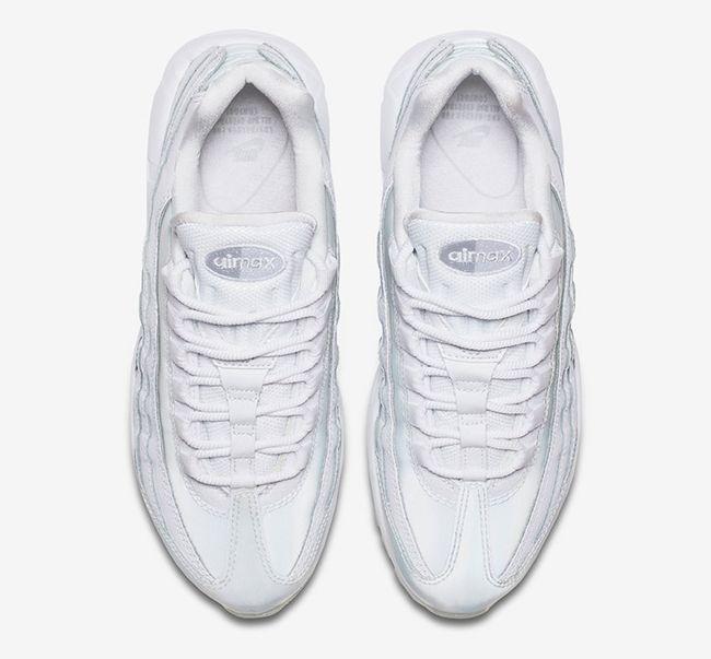 Nike Air Max 95 White Ice Pure Platinum 4