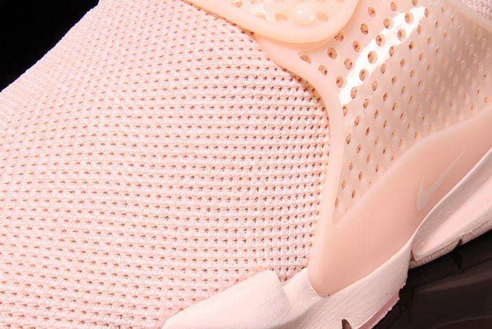 Nike Sock Dart Breath Arctic Orange 4