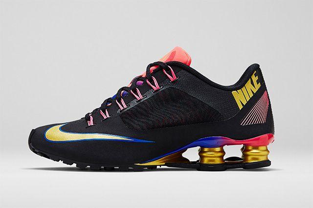 Nike Shox Magista And Mercurial 3