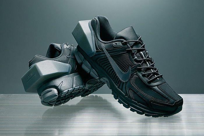 A Cold Wall Nike Zoom Vomero 5 Sail Black 8