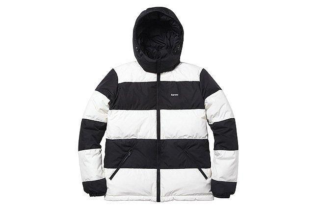 Reversible Striped Jacket 1