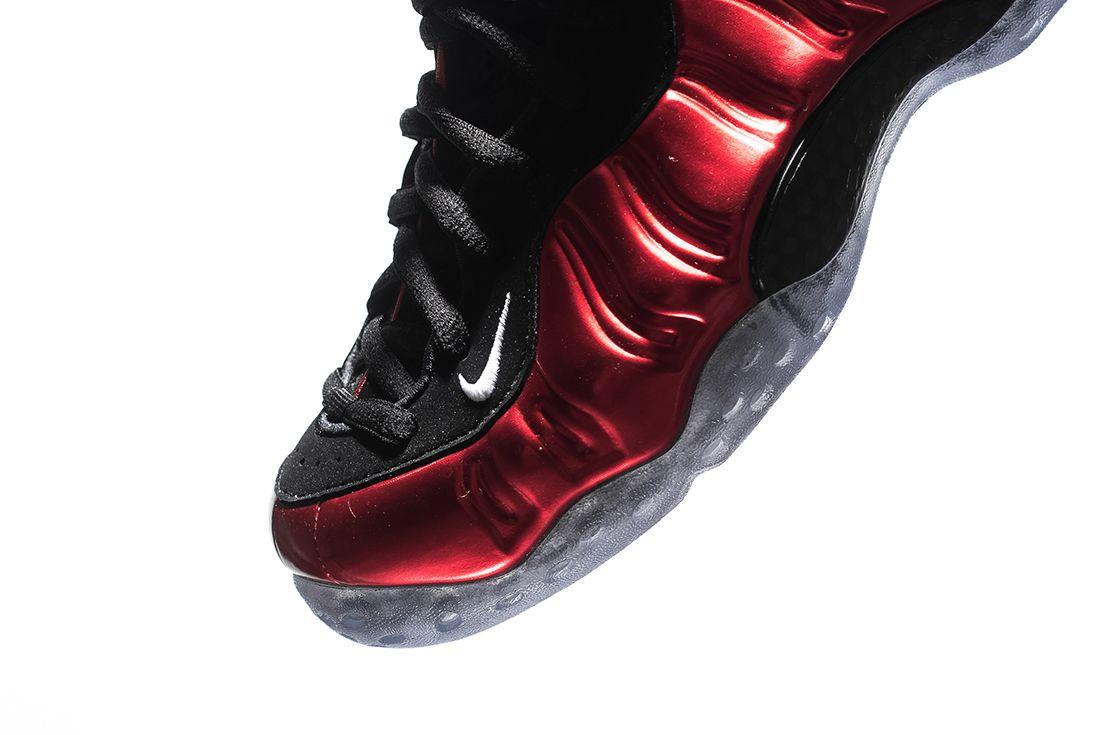 Nike Air Foamposite One Varsity Red
